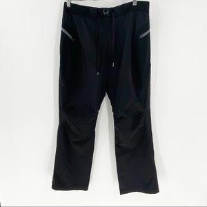 HYLETE Training Warm Up Pants Medium Black